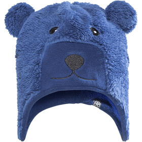 Color Kids Kippo Fleece Hat Kids Estate Blue